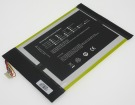 Jumper zp50100130 7.6V 5000mAh batterien, zp50100130 laptop akku