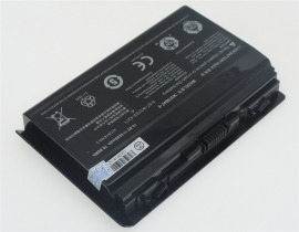 Clevo w370bat-8 14.8V 5200mAh batterien, w370bat-8 laptop akku