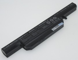 Clevo w540bat-6 11.1V 5600mAh batterien, w540bat-6 laptop akku