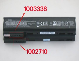 Hp ca06xl 11.1V 4910mAh batterien, ca06xl laptop akku