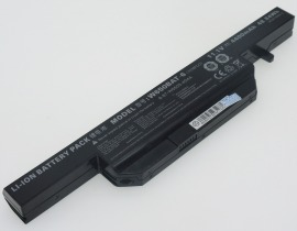 Clevo w650bat-6 11.1V 4400mAh batterien, w650bat-6 laptop akku