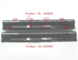 Dell k185w 14.8V 2700mAh batterien, k185w laptop akku