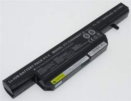 Clevo w150hr series 11.1V 5600mAh batterien, w150hr series laptop akku
